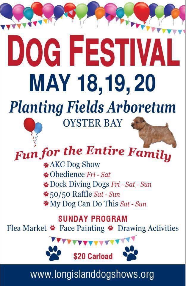 Long Island Dog Show Planting Fields
