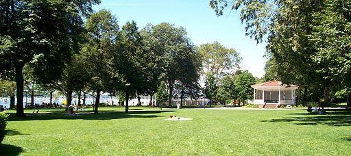Northport Village Park Li Dog